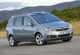 Opel Zafira B A/C 1.7 Disel 7fő
